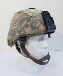 Gentex ACH Helmet MICH Size Large W Cover and NVG Bracket Nice Used Condition $295.00