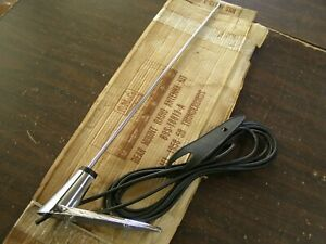 Nos Oem Ford 1963 Galaxie Rear Mount Radio Antenna 500 Xl Thunderbird 1958 1959