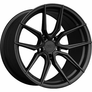 4 19x10 Gunmetal Wheel Xxr 559 5x120 40