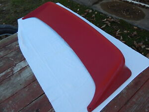 1987 To 1993 Ford Mustang Lx Oem Factory Rear Spoiler Hatchback Wing