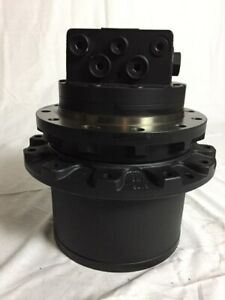 New Aftermarket 21w 60 22411 Pc75uu 2 Final Drive With Motor