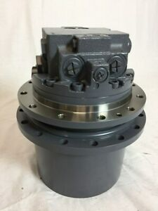 New Aftermarket 22e 60 12800 Pc75r 2 Final Drive With Motor