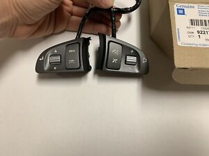 New Discontinued Oem Nos Steering Wheel Controls 2008 2009 Pontiac G8 Gt Gxp