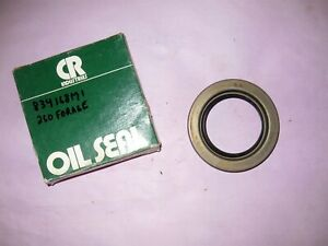 Cr Nos Wheel Seal Fits Massey Forage Harvester Cultivator Part 834168m1