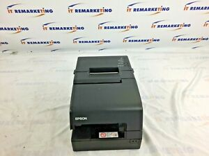 Epson Tm h6000iv M253a Point Of Sale Thermal Printer Tested