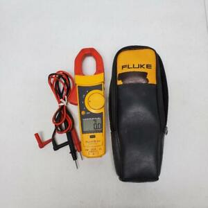 Fluke 334 Multimeter 600 Amp Ac Digital Clamp Meter see Notes r pds015324