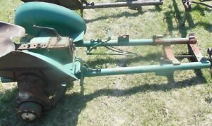 Used John Deere Unstyled L Tractor Thin Tube Frame Assembly 621514 No Shipping