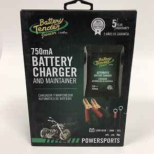 Battery Tender 12v 750ma Junior Automatic Battery Charger Maintainer New Boxed