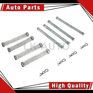 Centric Parts Front 1 Of Disc Brake Hardware Kits For Land Rover Defender 90