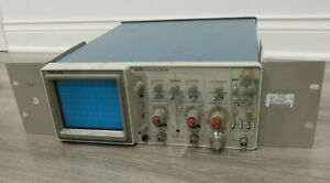 Tektronix 2235 100mhz 2 Channel Oscilloscope For Parts Or Repair As Is