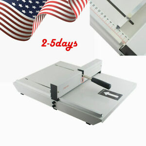 350mm Manual Paper Creaser Creasing System A4 Card Covers Commercial Cutter Tool