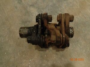 Farmall F30 Tractor Drive From Transmission Input Shaft In Bell Housing