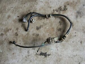 Toyota 4runner E locker Rear Differential Wire Wiring Harness