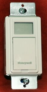Honeywell Programmable White Wall Switch Timer Rpls730b Free Shipping