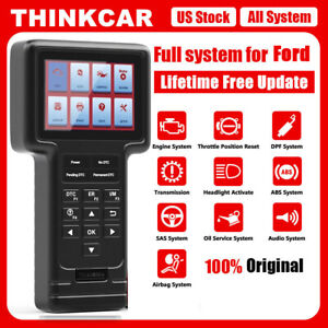 For Ford Diagnostic Srs Abs Engine Dpf Oil Scanner All System Auto Code Reader