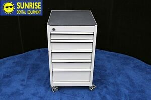 Mobile Dental Cart By Snap on Tools W 5 Drawers