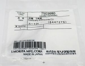 Contrary Electrodes lip Clips For Morita Root Zx Apex Locator Canal Measurement