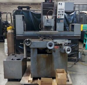 Blohm 818 3 axis Surface Grinder 18 1 4 X 8 Table