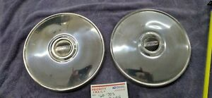 1973 Fiat Spider Poverty Dog Dish Hubcap 9 3 4