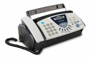 Brother Fax 575 Personal Plain Paper Fax Phone And Copier New Open Box