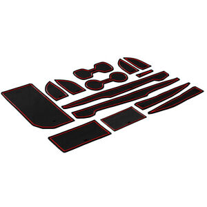 Liner Accessories For Toyota Camry 18 21 Cup Holder Console Door Pocket Inserts