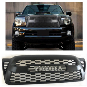 Toyota Tacoma 2005 2006 2007 2008 2009 2010 2011 Front Grille With Letters