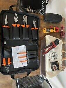 1000 V Insulated Klein Tools 8 Piece Set