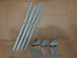 1952 Studebaker Commander Champion Front Grille Pieces