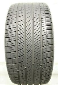 One Used 315 35r20 3153520 Michelin Pilot Sport A S 3 Porsche No 6 6 5 32 M113
