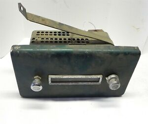 1956 Willys 1954 55 Chevy Truck Vintage Oem 6 Volt Delco Radio Core 694866
