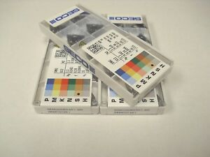 Wnmg 332 Mf1 890 Seco Insert 20pcs Genuine