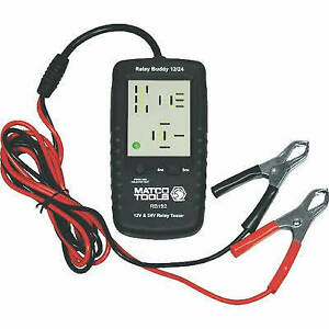 Matco Tools Relay Tester