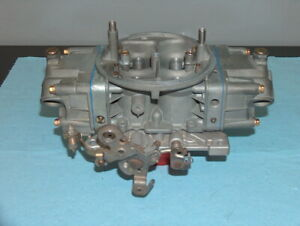 Cfs Performance Holley 4 Barrel 750 Double Pumper Carburetor 4779 Carb W adjust