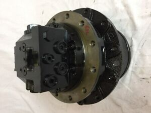 New Aftermarket 21w 60 00021 Pc75uu 1 Final Drive With Motor