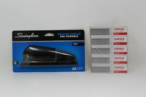 Swingline Stapler Model 646 New In Box W staples