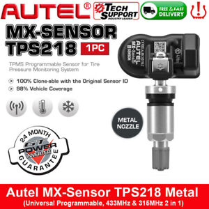 Universal Tpms Tire Pressure Monitoring System Sensor 315 433mhz Programmable