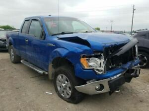 Rear Bumper Styleside With Tow Package Fits 09 14 Ford F150 Pickup 123423