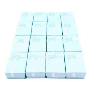 16pcs Paper Jewelry Gifts Boxes For Jewelry Display s Small Watches Necklaces