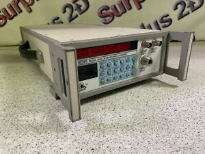 Eip 625a Microwave Cw Counter 10hz To 20ghz