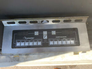 Preowned Frymaster 8262317 Control Genuine Oem preowned