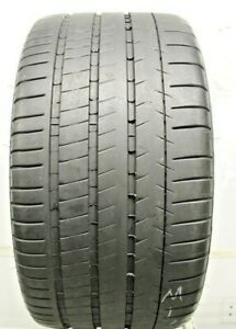 One Used 315 35zr20 31553520 Michelin Pilot Super Sport K2 8 32 M172