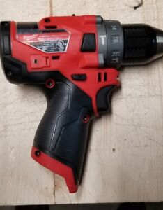 Milwaukee 2504 20 M12 Fuel 12 volt Brushless 1 2 In Hammer Drill Tool only Gen 2
