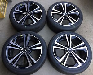 New 4 2021 18 Oem Nissan Sentra Sr Factory Wheels Rims Tires Altima Juke Sv S
