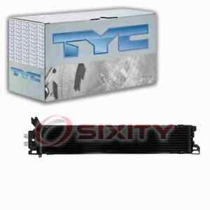 Tyc 19142 Automatic Transmission Oil Cooler For 68247209aa Ch4050148 Le
