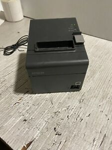 Epson Tm t20 Point Of Sale Ethernet Thermal Printer
