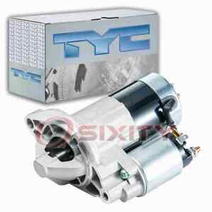 Tyc Starter Motor For 2003 2006 Jeep Wrangler 4 0l L6 Electrical Charging Nb
