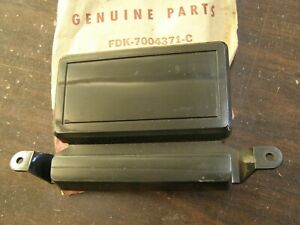 Nos Oem Ford 1955 1956 Mercury Dash Radio Delete Panel Monterey Montclair Custom