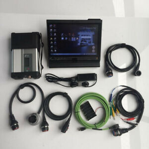 V2020 ssd Mb Star C5 Sd Connect C5 With Software X220t I5 Laptop Xentry Das
