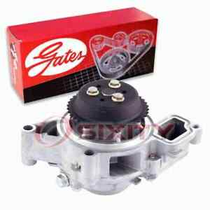 Gates Engine Water Pump For 2005 Chevrolet Cavalier 2 2l L4 Coolant Zd
