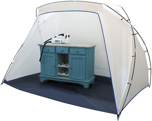 Wagner Studio Spray Tent With Built In Floor Portable Paint Booth Shelter New